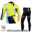 ชุดจักรยานแขนยาวทีม Scott 14 (02) สีเหลืองฟ้าดำ สั่งจอง (Pre-order) thumbnail 2