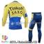 ชุดจักรยานแขนยาวทีม Tinkoff SAXO 14 สีเหลืองน้ำเงิน สั่งจอง (Pre-order) thumbnail 2