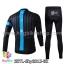 ชุดจักรยานแขนยาวทีม Sky 15 สีดำ สั่งจอง (Pre-order) thumbnail 2