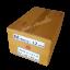 กล่องไปรษณีย์ฝาชนเบอร์ M Kerry ขนาด 27 X 43 X 20 cm. ใบละ 12 บาท thumbnail 1