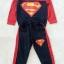 Carter's : Set เสื้อแขนยาว+กางเกงขายาว ลาย Superman สีกรม เนื้อผ้า นิ่ม ไม่หนามาก Size : 1y / 2y / 7y / 8y thumbnail 1