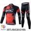 ชุดจักรยานแขนยาวทีม BMC 15 (01) สีแดงดำ สั่งจอง (Pre-order) thumbnail 1