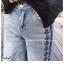 กางเกงยีนส์ ผ้าฟอก ทรงสวย thumbnail 6
