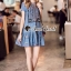 Dress งานสวยด้วยดีเทลงานปักลายสไตล์โบฮีเมียน thumbnail 4
