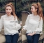 เสื้อผ้าลูกไม้สีขาวสไตล์คลาสสิกสุดหวาน thumbnail 1