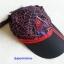 หมวก ลาย สไปเดอร์แมน สีดำ-แดง thumbnail 1