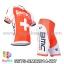ชุดจักรยานแขนสั้นทีม BMC 14 (02) สีแดงขาว สั่งจอง (Pre-order) thumbnail 1