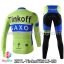 ชุดจักรยานแขนยาวทีม Tinkoff SAXO 15 สีเขียวฟ้า สั่งจอง (Pre-order) thumbnail 2