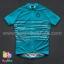เสื้อจักรยานแขนสั้นทีม TWINSIX 16 (23) สีฟ้าลาย