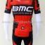 ชุดจักรยานแขนสั้นทีม BMC 15 (02) สีแดงดำ สั่งจอง (Pre-order) thumbnail 6