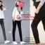 กางเกงคนท้อง ดำ+เทาดำ thumbnail 1