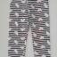 H&M : เลกกิ้ง สกรีนลายขวางหน้าคิตตี้ (งานติดป้ายผิด) size : 2-4y / 8-10y thumbnail 2