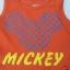 Carter's : เดรสกระโปรงลายจุด มิกกี้ สีส้ม thumbnail 2