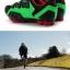 รองเท้าจักรยานเสือภูเขา TIEBAO รุ่น TB15-B943 สีเขียวดำแดง thumbnail 8