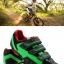 รองเท้าจักรยานเสือภูเขา TIEBAO รุ่น TB15-B943 สีเขียวดำแดง thumbnail 7