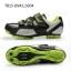 รองเท้าจักรยานเสือภูเขา TIEBAO รุ่น TB15-B943 สีเขียวเทาดำ thumbnail 2