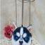 กระเป๋าสายโซ่ พิมพ์ลายหน้าหมา 3D thumbnail 4