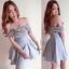 Dress ปาดไหล่ thumbnail 2