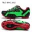 รองเท้าจักรยานเสือภูเขา TIEBAO รุ่น TB15-B943 สีเขียวดำแดง thumbnail 2