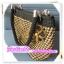 กระเป๋าถือเชือกร่มลายหวาย thumbnail 3