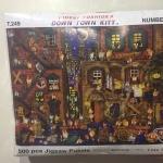 จิ๊กซอว์ 500 ชิ้น Numbering Jigsaw Puzzle 500 Pieces Size 53 x 38 cm.