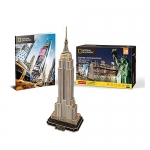Empire State Building Size 25*20*66 cm Total 66 pcs.