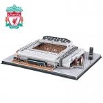 โมเดลสนามฟุตบอล ทีมลิเวอร์พูล แอนฟิลด์ ขนาด กว้าง 29 cm x ยาว 40 cm x สูง 10 cm. โมเดลสนามฟุตบอลทีมลิเวอร์พูล(Anfield Stadium)