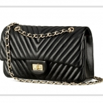 กระเป๋าหนัง Lady classic (หนังแกะนำเข้า)
