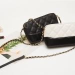 กระเป๋าหนังแท้ Chanel gabrielle woc