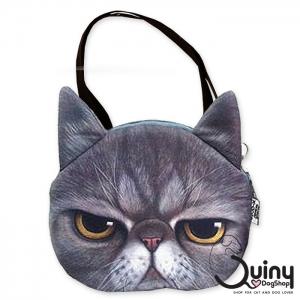 กระเป๋าหน้าแมว เปอร์เซีย