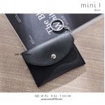 กระเป๋าใส่เหรียญูผู้หญิง รุ่น mini I สีดำ