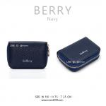 กระเป๋าใส่บัตร เอนกประสงค์ รุ่น BERRY สีน้ำเงิน