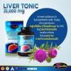 Auswelllife อาหารเสริม ล้างตับ ขับสารพิษ Liver Tonic 35,000 mg 1 กระปุก 60 แคปซูล