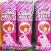 พร้อมส่ง ** Long Mello Strawberry มาร์ชเมลโล่ยาว 40cm สอดไส้เจลลี่กลิ่นสตรอเบอร์รี่ ห่อใหญ่มาก 1 ห่อ (บรรจุ 200 กรัม)
