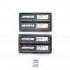 64GB 4X16GB Mac Pro Late 2013 A1481 ECC REGISTERED ME253LL/A MD878LL/A MacPro6,1 Memory Ram SAMSUNG