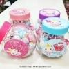 พร้อมส่ง ** Princess Pring Lollies Jar อมยิ้มรสผลไม้ มาในขวดโหลสุดแบ๊ว (1 กระปุก บรรจุ 160 กรัม)