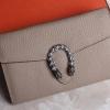 กระเป๋าหนังวัว GC style (Gray)