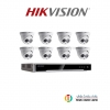 HIKVISION (( Camera Pack 8 ))DS-2CD2322WD-Ix8 , DS-7608NI-K2/8Px1
