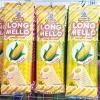 พร้อมส่ง ** Long Mello Corn มาร์ชเมลโล่ยาว 40cm สอดไส้เจลลี่กลิ่นข้าวโพด ห่อใหญ่มาก 1 ห่อ (บรรจุ 200 กรัม)