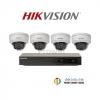 Hikvision (ชุดสุดโปรโมชั่นกล้อง 4 ตัว) (DS-2CD2110F-I x 4,x DS-7604NI-K1/4P x 1)