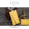กระเป๋าเก็บกุญแจ KRISS สีเหลือง