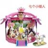 เจ้าหญิง Princess Model โมเดล 3มิติ จิ๊กซอร์ 3มิติ ชุดตัวต่อกระดาษโฟม Happiness is handmade