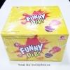 พร้อมส่ง ** Funny Dip Strawberry + Orange อมยิ้มดิปช็อคโกแลต รสสตรอเบอร์รี่และส้ม กล่องใหญ่ 24 ชิ้น (สินค้ามีอย.ไทย)