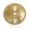 จี้เหรียญไหมทอง
