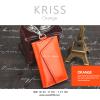 กระเป๋าเก็บกุญแจ KRISS สีส้ม