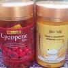ไลโคปีน สารสกัดมะเขือเทศสกัดเย็น 30 เม็ด + Skin Safe Super L-Glutathione ชนิดเม็ด 30 เม็ด