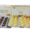 องุ่น 60,000 mg. 30 เม็ด + นมผึ้งแองเจิล 30 เม็ด + มะเขือเทศ 30 เม็ด ขาวออร่า ขาวอมชมพู ลดฝ้ากระ ลดสิว ผิวเนียนใส อ่อนเยาว์ สุขภาพดี ราคาไม่แพง