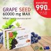 (แบ่งขาย 60 เม็ด) Angel's secret Grape Seed Extract 60,000 mg .สารสกัดเมล็ด60,000 mg.สารสกัดจากเมล็ดองุ่นเข้มข้นที่สุด บำรุงผิวให้ขาวกระจ่างใส ลดเส้นเลือดขอด จากออสเตรเลีย