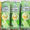 พร้อมส่ง ** Long Mello Melon มาร์ชเมลโล่ยาว 40cm สอดไส้เจลลี่กลิ่นเมล่อน ห่อใหญ่มาก 1 ห่อ (บรรจุ 200 กรัม)