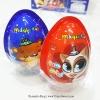พร้อมส่ง ** Choco Egg - Magic Egg ไข่ช็อคโกแลตรูปหมี/แมว แถมของเล่น 1 ลูก (สินค้ามีอย.ไทย)